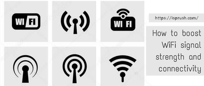 How to boost WiFi signal strength and connectivity