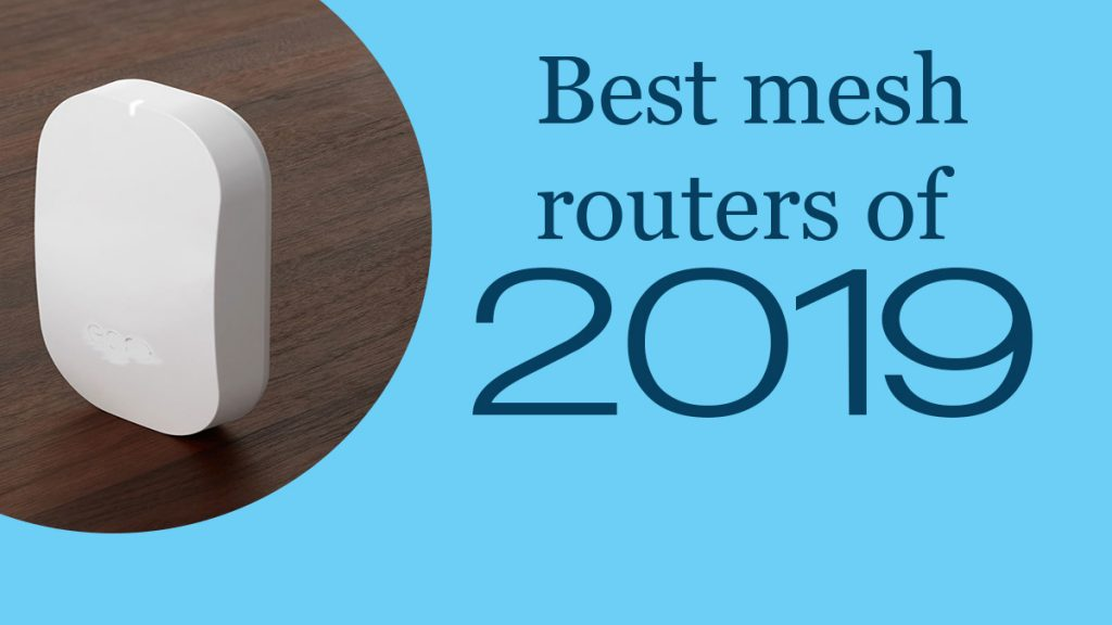 best mesh router